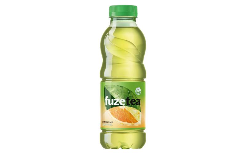 Чай зелёный «FuzeTea»