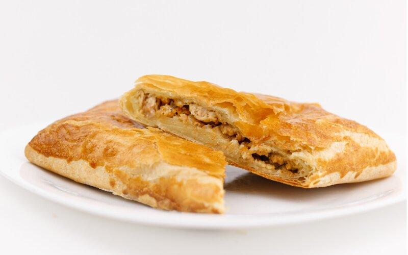 Пирог «Куриный»