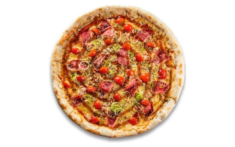 Пицца «Терияки»