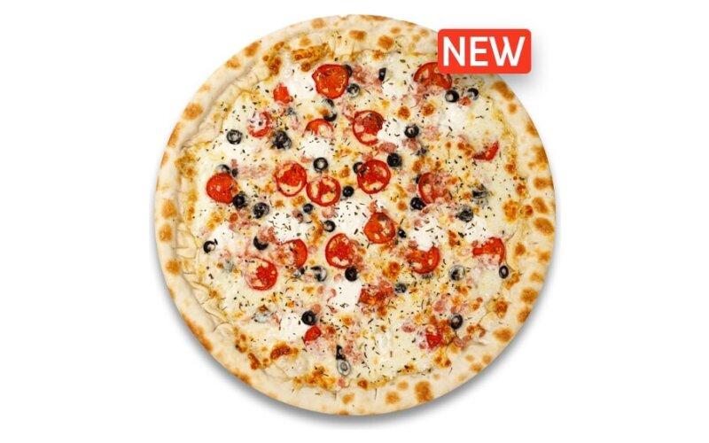 Пицца «Сливочная»