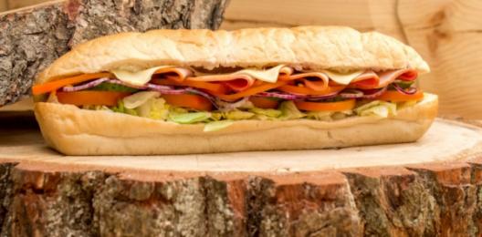 Сэндвич с мясом