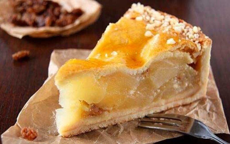 Яблочный пирог Mommo