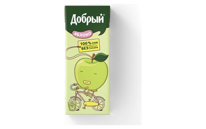 Сок «Добрый» яблоко