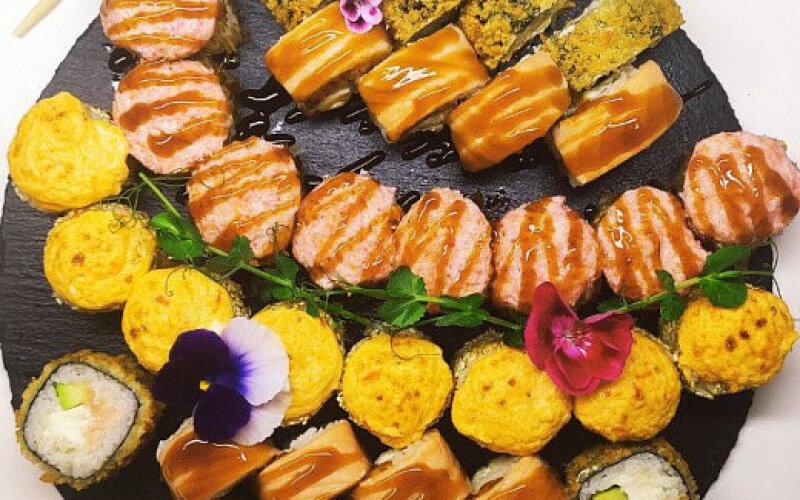 Суши-сет «Хиросима»