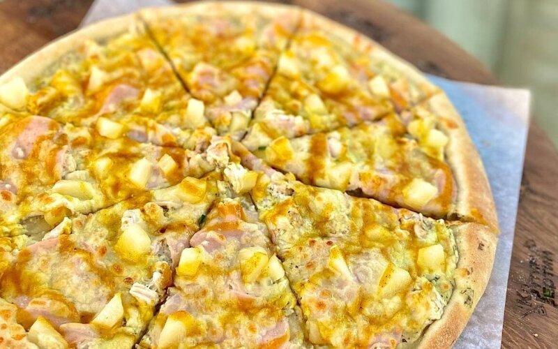 Пицца «Чикен Карри»