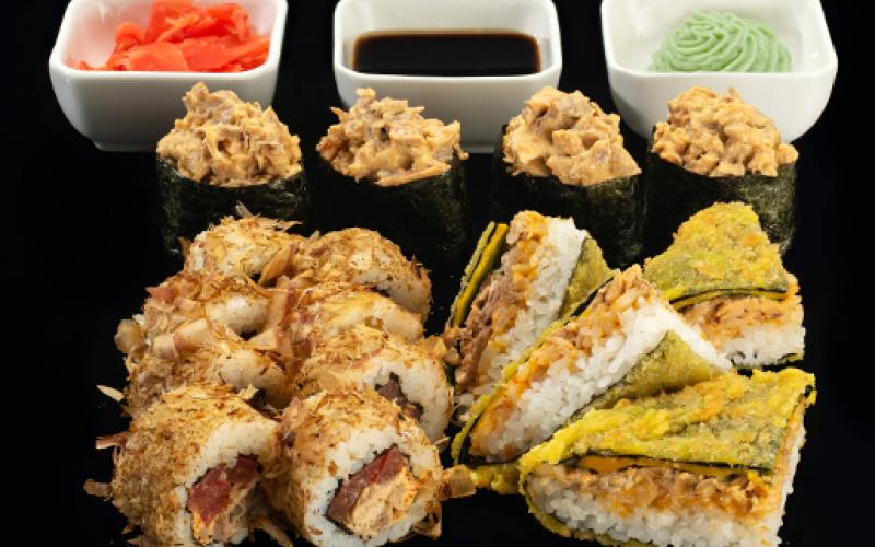 Суши-сет «Бонито спайси»