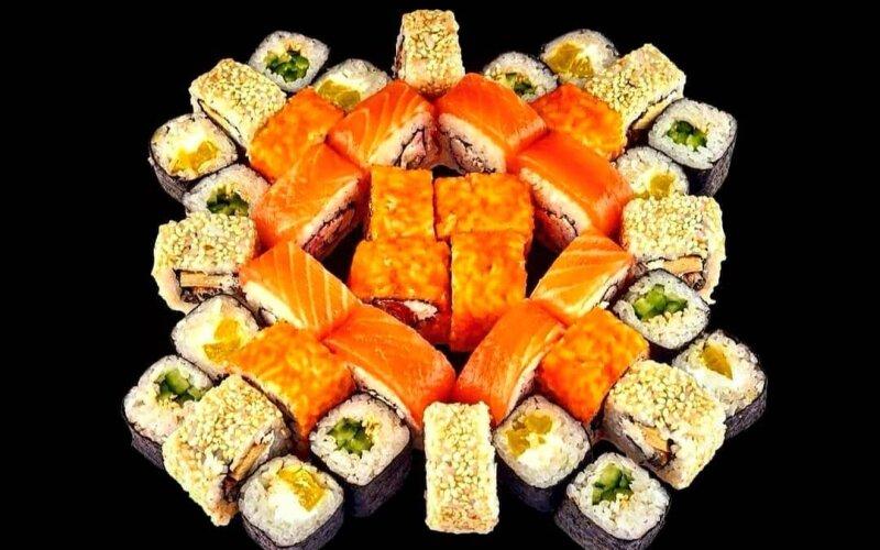 Суши-сет «Азия микс»