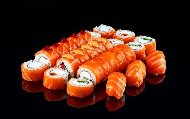 Суши-сет «Филадельфия» + 3 нигири