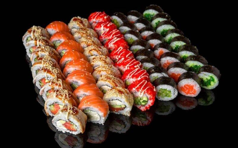 Суши-сет «Ямакаси»