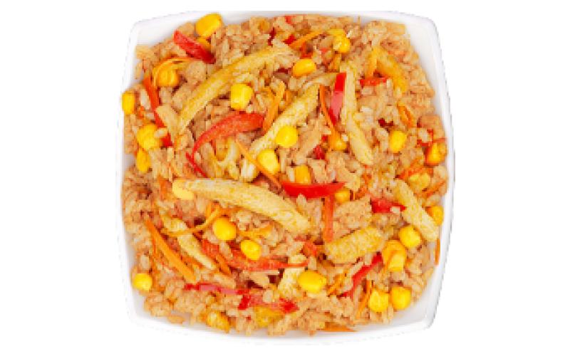 Wok «Карри» с рисом