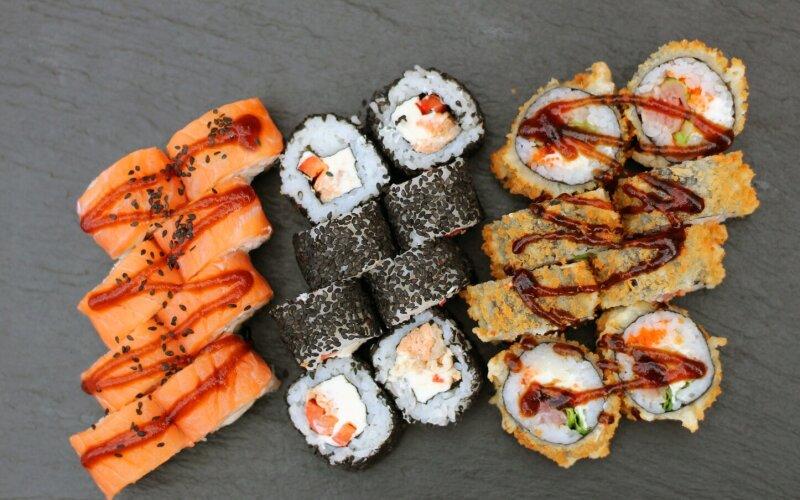 Суши-сет «Кудзи»