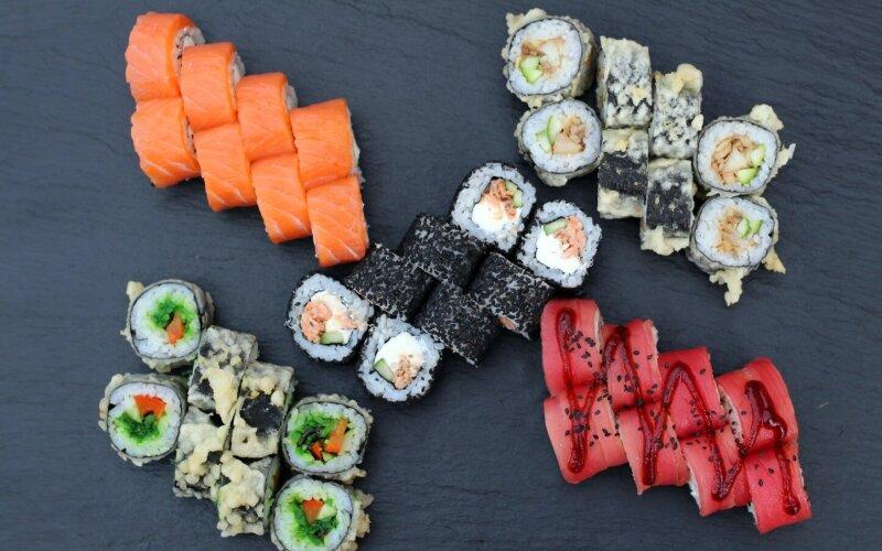 Суши-сет «Ямато»