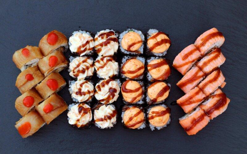 Суши-сет «Запечённый»
