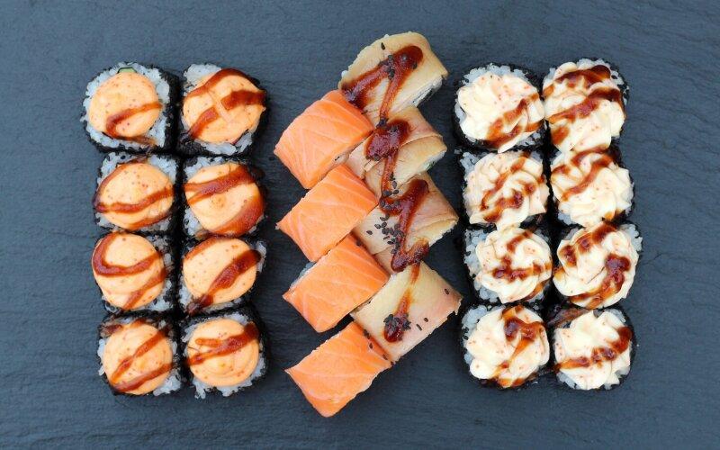 Суши-сет «Китаками»