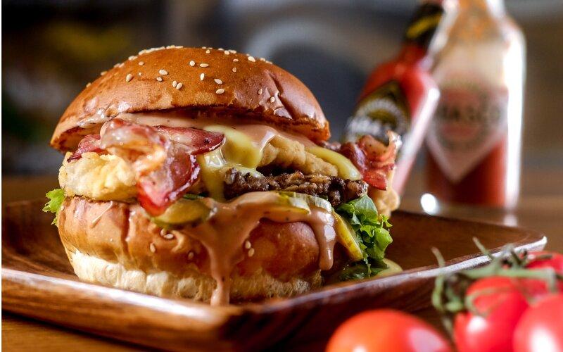 Бургер «Street Burger»