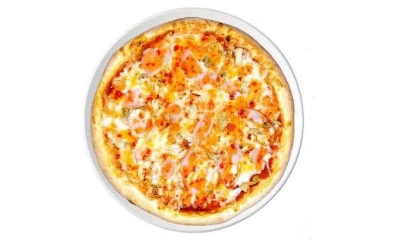 Пицца «Цыплёнок сладкий чили»