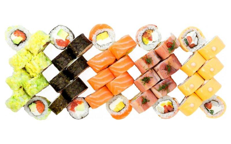 Суши-сет «Хокку»