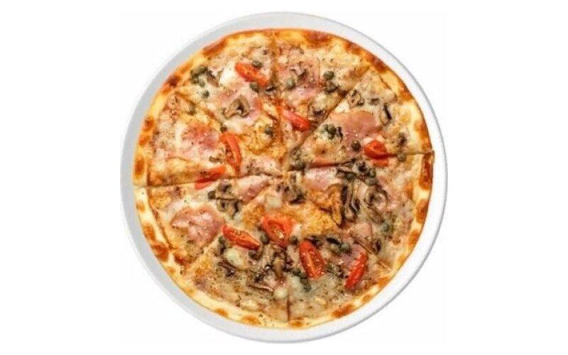 Пицца«Барбекю»