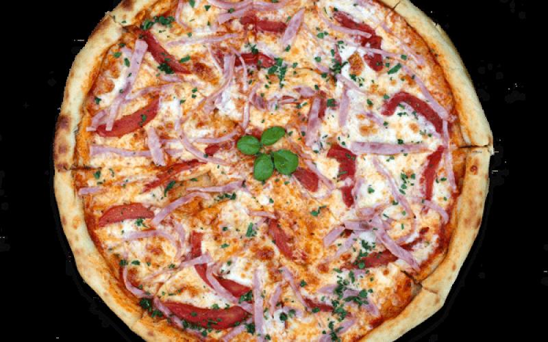Пицца «Неаполитанская»