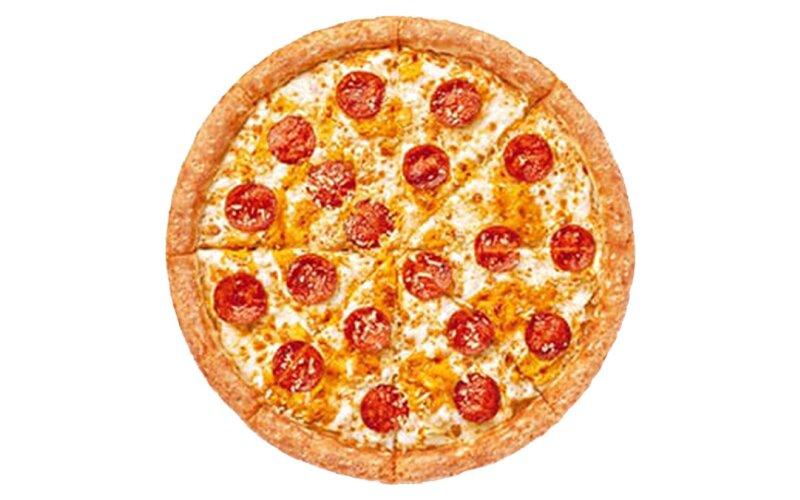 Пицца «Кисло-сладкий цыплёнок»