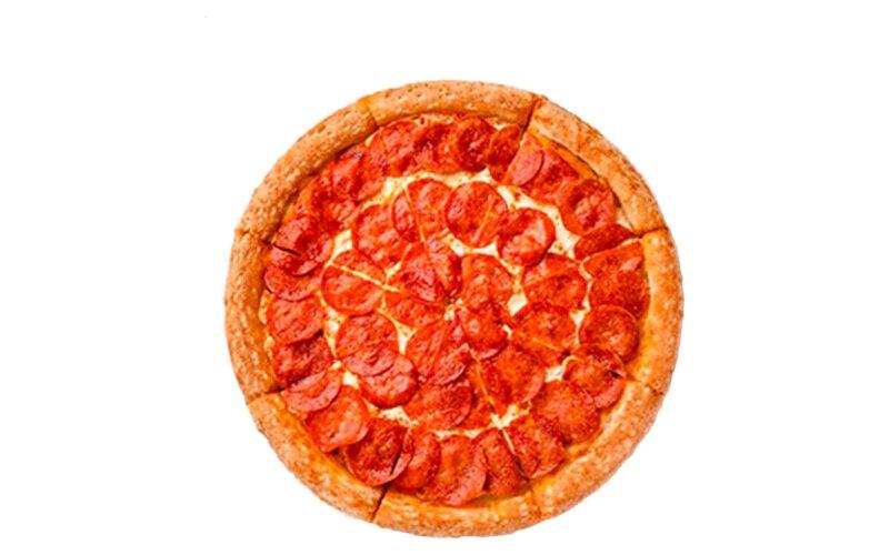 Пицца «Двойная пеперони»