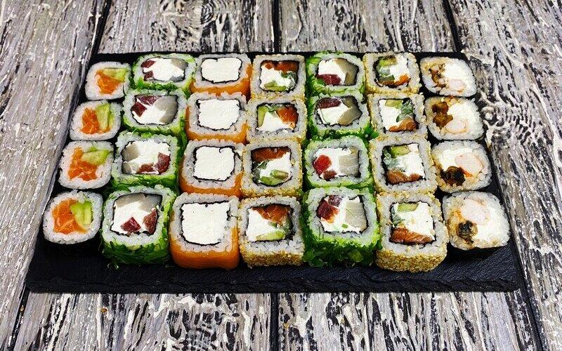 Суши-сет «Ханами»