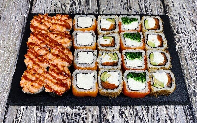 Суши-сет «Омура»