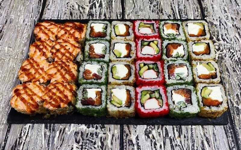 Суши-сет «Яманаси»