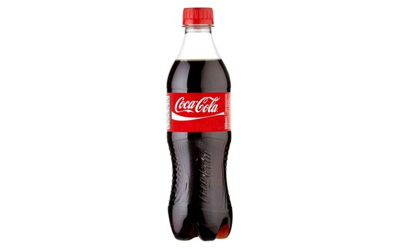 Напиток газированный «Кока-кола»