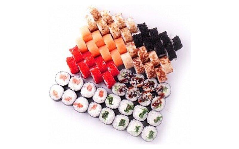 Суши-сет «Лаундж»