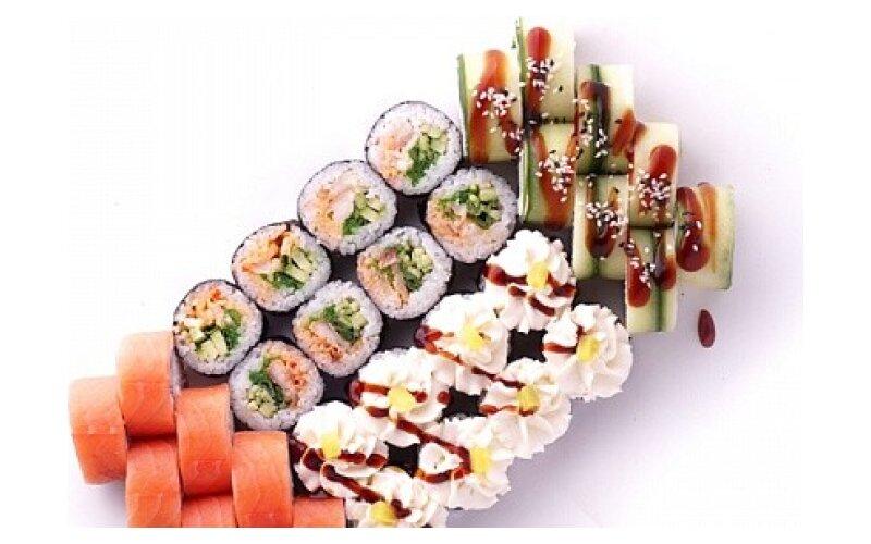 Суши-сет «Сэнсей сет»