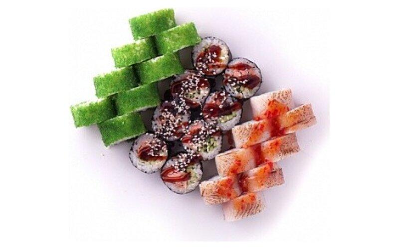Суши-сет «Сакано»