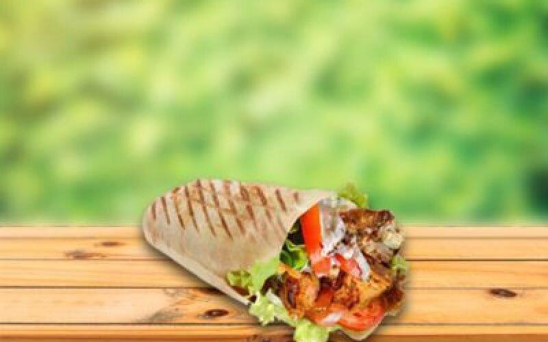 Гриль-Кебаб Чесночный Вегетарианский