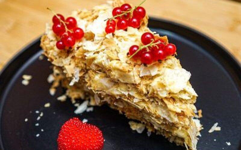 Пирожное Наполеонка