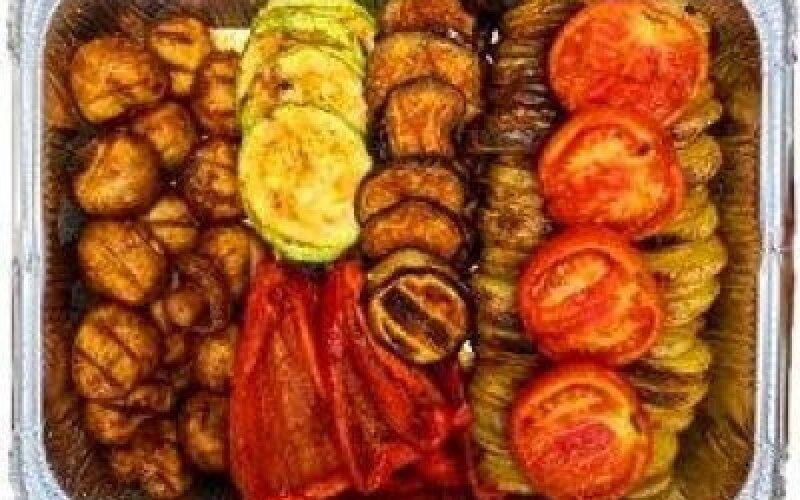 Сет овощной