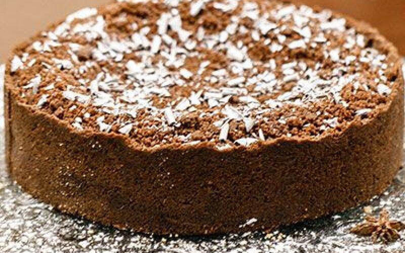 Пирог Шоколадно-творожный