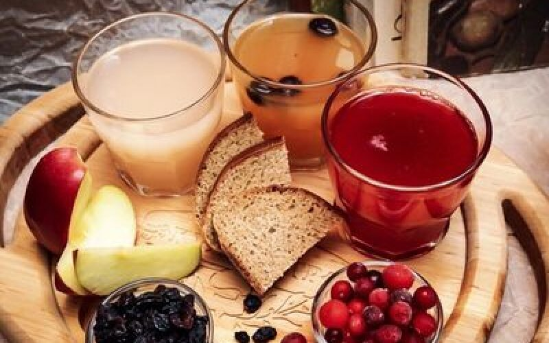 Дегустационный сет фирменных прохладительных напитков