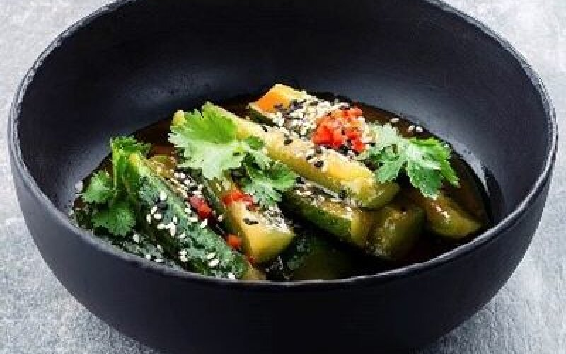 Огурцы Кимчи