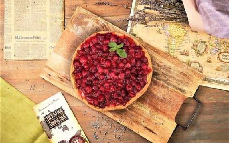 Венский пирог Малина