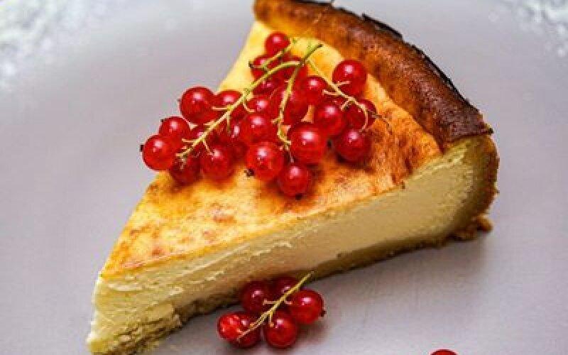 Десерт творожный
