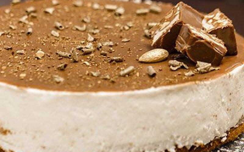 Торт Творожный пломбир