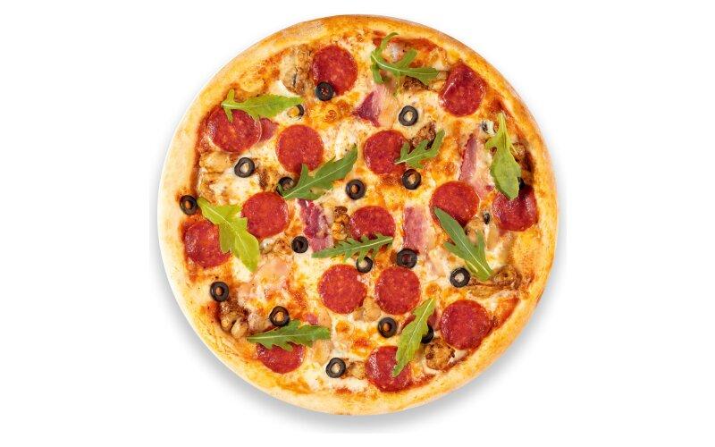 Пицца «Флорида»