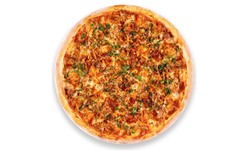 Пицца «Чесночный цыпленок»