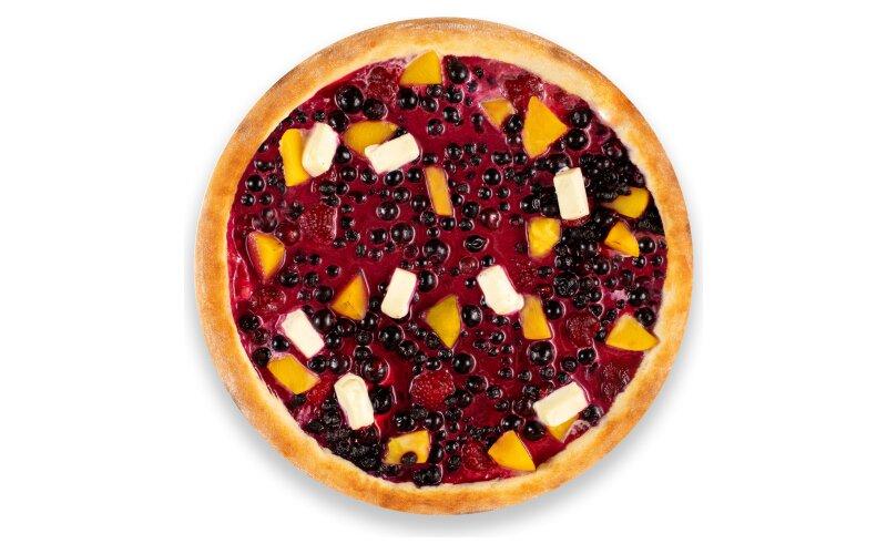 Пицца «Лесная ягода»