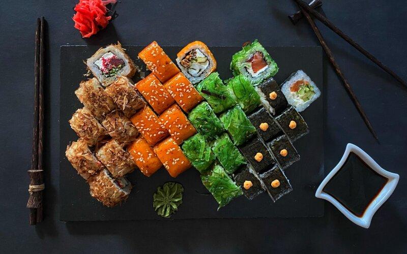Суши-сет «Цунами»