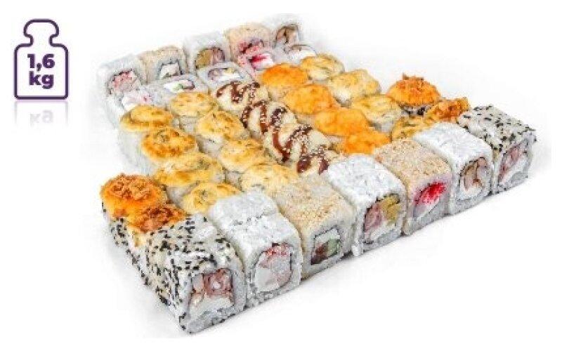 Суши-сет «6 запеченных»