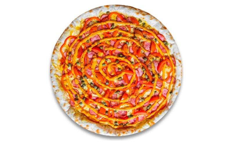 Пицца «1000 островов»