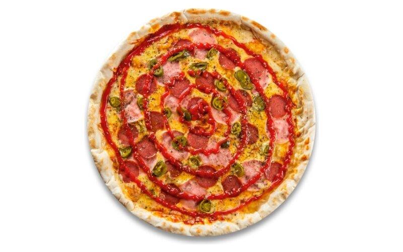 Пицца «Мафия»