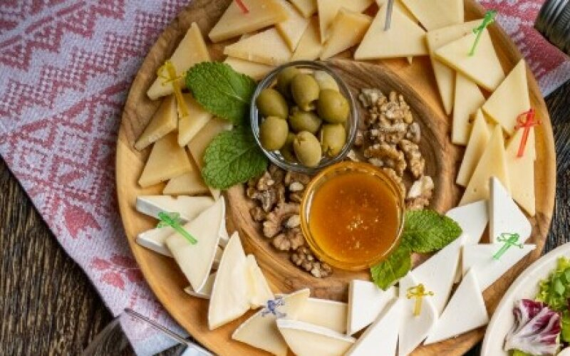 Сырная «Тарелочка»
