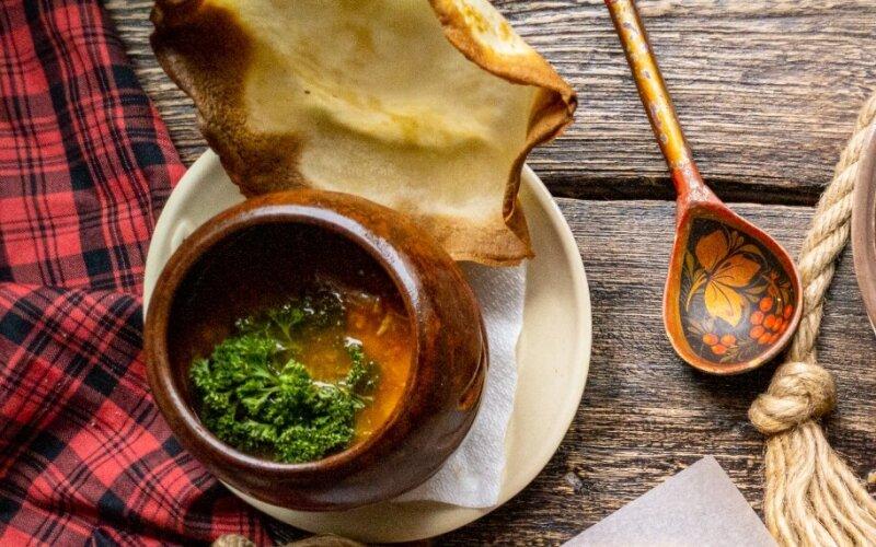 Суп-гуляш «Княжеский»